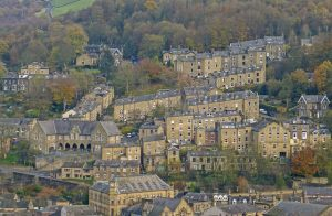Image of Hebden Bridge Houses